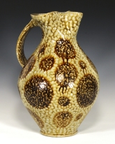 peacock-pitcher
